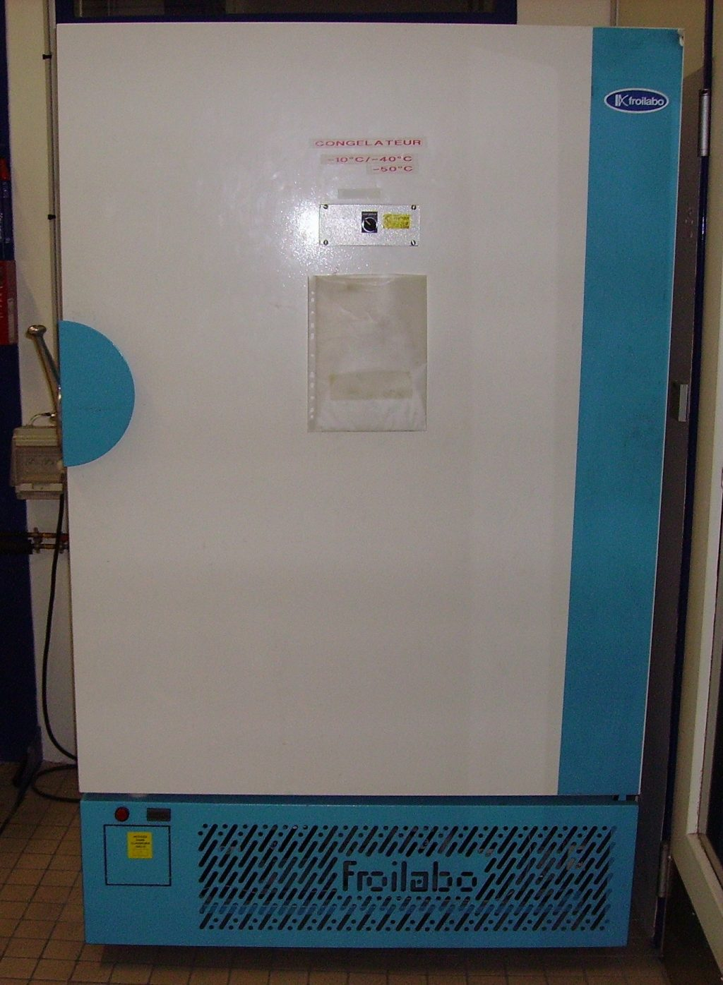 freezer congélateur