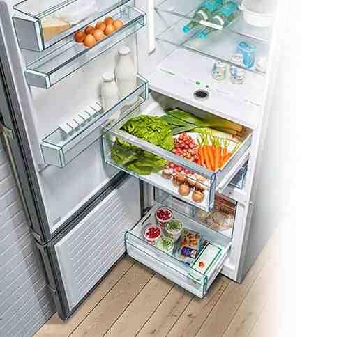 Comment fonctionne le congélateur d'un frigo ?