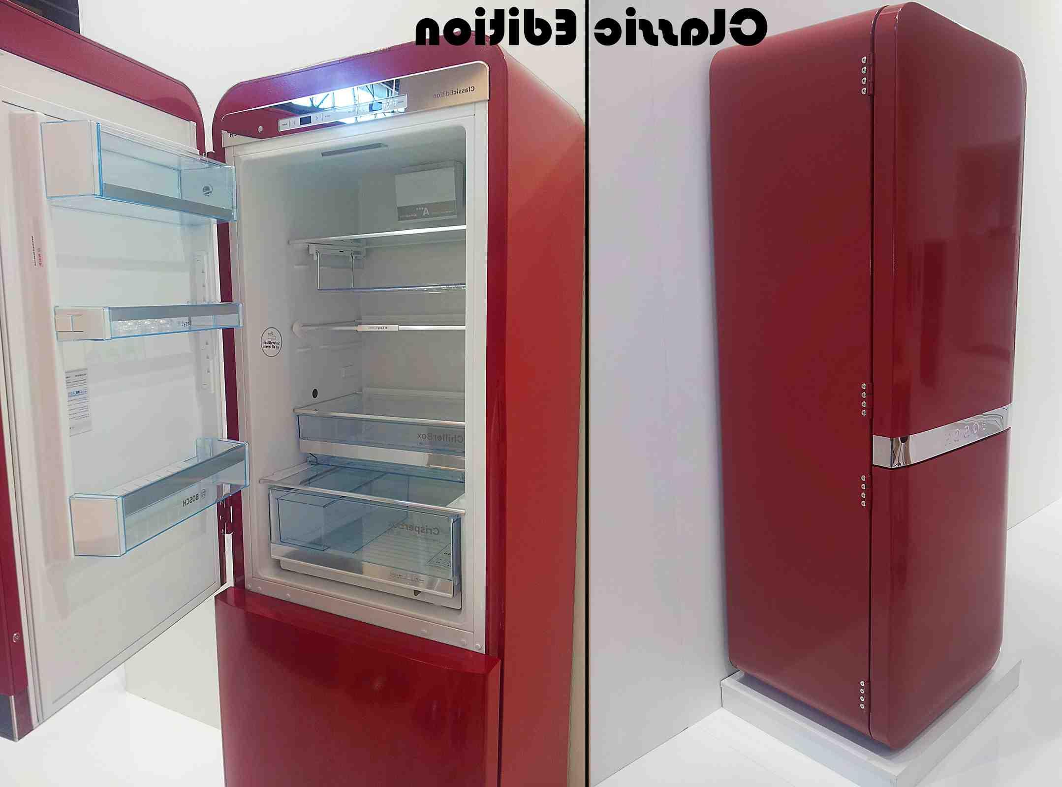Quelle couleur de frigo choisir ?