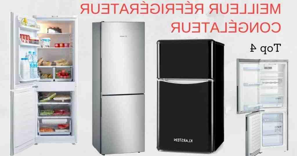 Quelle est la meilleure marque de refrigerateur congélateur ?