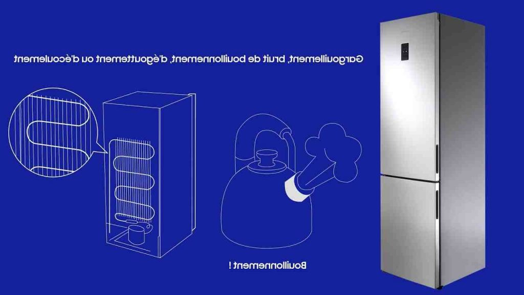 Quelle ventilation pour frigo ?