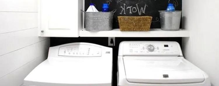 Comment s'appelle une machine à laver qui s'ouvre par le dessus ?