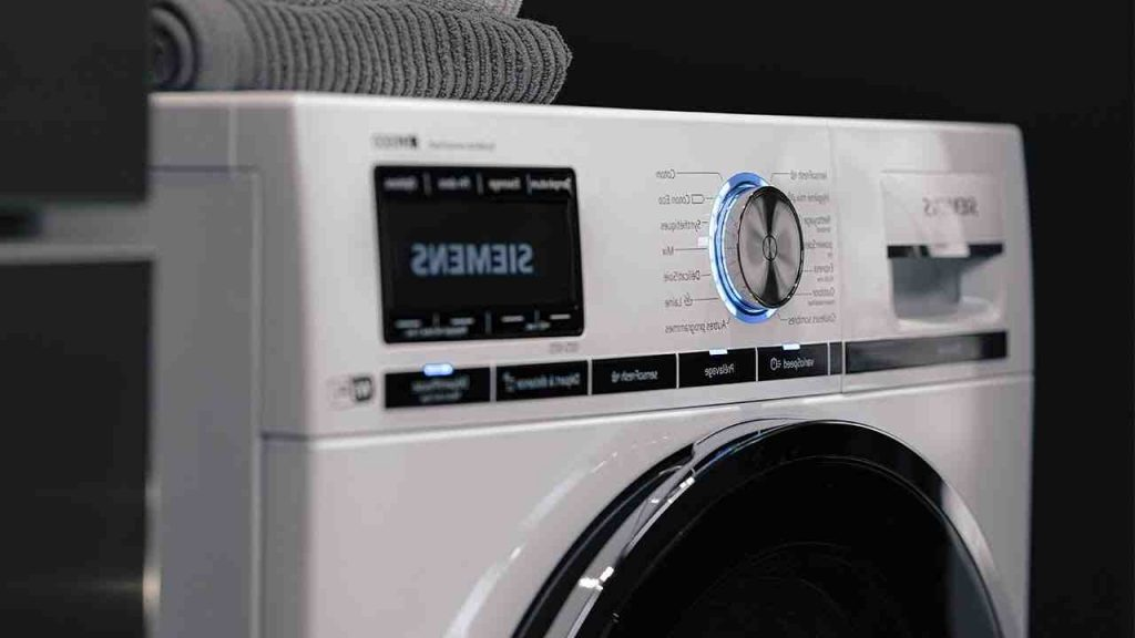 Quel poids machine à laver ?