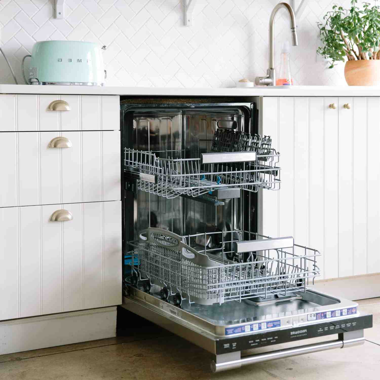Quelle taille de lave-vaisselle pour 2 personnes ?